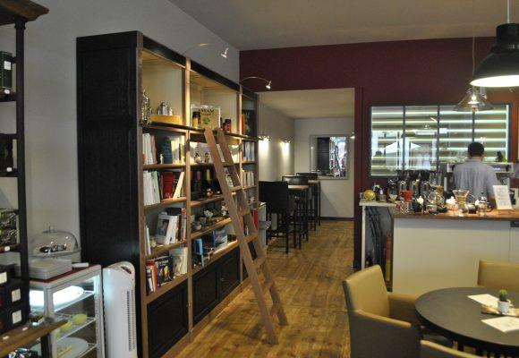 Books & Coffee Bordeaux